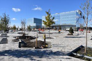 MIL Montréal : les travaux d'aménagement d'un des plus grands projets urbains vont bon train