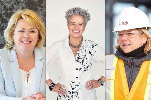 Journée internationale des femmes : elles sont à l'honneur au chantier du Complexe des sciences