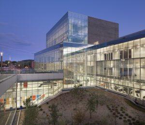 Le Complexe des sciences récompensé par l'American Concrete Institute