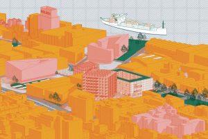 L'Exposition des finissants de la Faculté de l'aménagement sort de ses murs et arrive au campus MIL